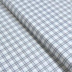 Tissu coton motif carreaux - Oeko-Tex ® et GOTS ® Autres marques - Tissus et mercerie - 5