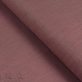 Tissu Lin lavé uni - Oeko tex ® Autres marques - Tissus et mercerie - 21
