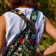 """Tissu coton motif fleuri """"Strawberry Fields"""" - Cotton and steel ® Cotton + Steel Fabrics ® - Tissus - 11"""