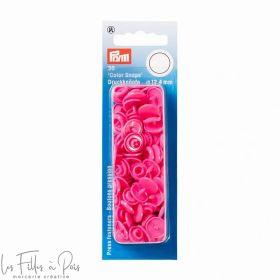 Boutons pression plastique Color snap recharge x30 sans outil de pose 12.4mm - Prym ® Prym ® - Mercerie - 1