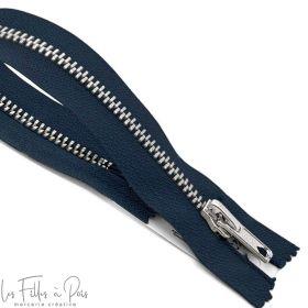 Fermeture Eclair ® Spécial jeans - maille argent - Oeko-Tex ® Fermetures Eclair - Prym ® - Fermetures à glissière - 1