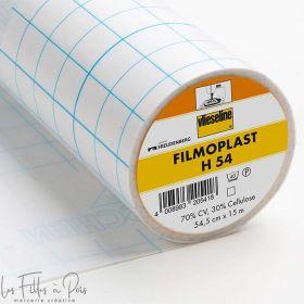 Entoilage filmoplast H54 blanc - Vlieseline ® Vlieseline ® - Entoilages et ouate - 1