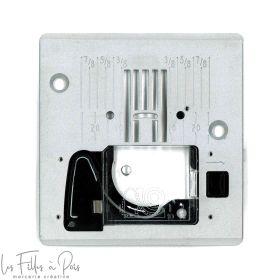 Plaque de couture canette horizontale pour VERITAS Florence VERITAS ® - Machines à coudre, à broder et à surjeter - 1