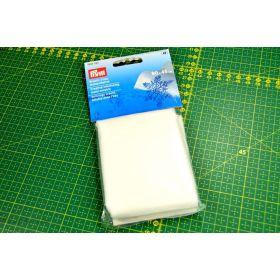 Entoilage blanc créatif soluble dans l'eau Prym 45x90xm
