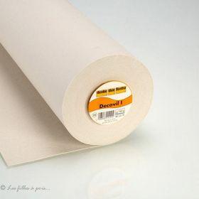 Decovil I entoilage Vlieseline - 90cm de large