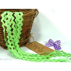 Croquet vert amande 5mm
