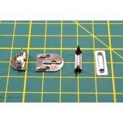 Agrafes et barrettes métal - Lot de 4 sets - 3