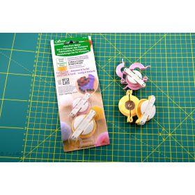 Set à fabriquer des pompons Clover - Taille S