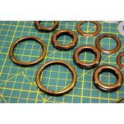 Kit création de sac - Bronze antique non patiné - 32mm - Kit 17 pièces - 7