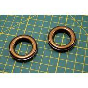 Kit création de sac - Bronze antique non patiné - 32mm - Kit 17 pièces - 12