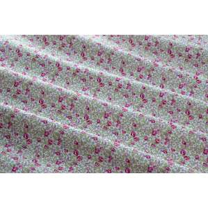 Tissu coton Eloïse - Rose - Liberty Of London ®