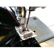 Pied de biche machine à coudre rouleaux