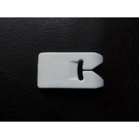 Pied de biche PBT dit (téflon)