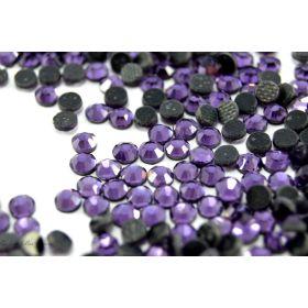 Strass hotfix SS10 - Violet - Thermocollant