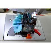 Pied fronceur mécanique autre réglage - 1 pli tous les points