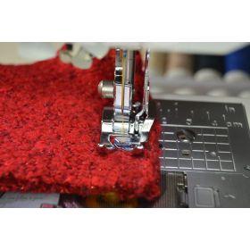 Pied de biche machine à coudre jersey et tricot - 2
