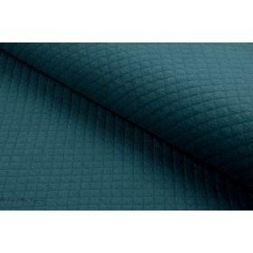 Tissu matelassé jersey - Vert sapin - France Duval Stalla ®
