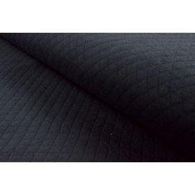 Tissu matelassé jersey - Noir - France Duval Stalla ®