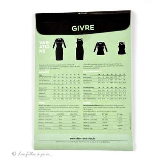 Patron robe / t - shirt GIVRE - Deer&Doe DEER and DOE ® - 12