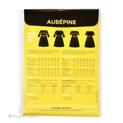 Patron robe AUBÉPINE - Deer&Doe DEER and DOE ® - 8