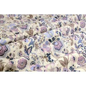 Tissu coton Mabelle - Bleu - Liberty Of London ®