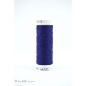 0014 - Fil à coudre Mettler Seralon 200m - coloris bleu