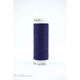 0016 - Fil à coudre Mettler Seralon 200m - coloris bleu
