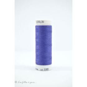 1085 - Fil à coudre Mettler Seralon 200m - coloris bleu
