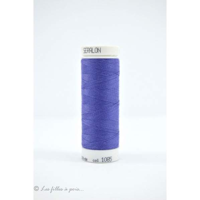 Fil à coudre Mettler Seralon 200m - coloris bleu - 1085 METTLER ® - 1