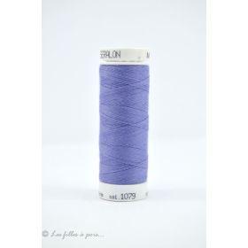 Fil à coudre Mettler Seralon 200m - coloris bleu - 1079 METTLER ® - 1