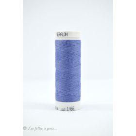 1466 - Fil à coudre Mettler Seralon 200m - coloris bleu