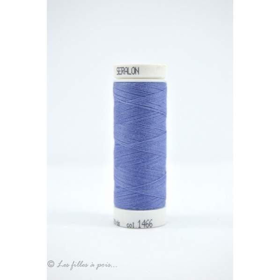 Fil à coudre Mettler Seralon 200m - coloris bleu - 1466 METTLER ® - 1
