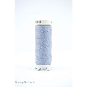 0037 - Fil à coudre Mettler Seralon 200m - coloris bleu
