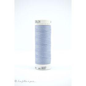 Fil à coudre Mettler Seralon 200m - coloris bleu - 0037 METTLER ® - 1