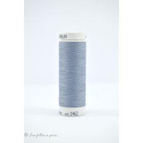 Fil à coudre Mettler Seralon 200m - coloris bleu - 1462