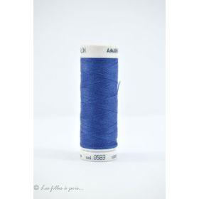 Fil à coudre Mettler Seralon 200m - coloris bleu - 0583 METTLER ® - 1
