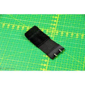 Rallonge soutien-gorge - 30mm - Noir