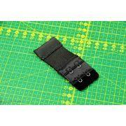Rallonge soutien-gorge élastique 2 crochets - 32mm / 75mm - 1