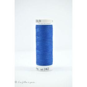 Fil à coudre Mettler Seralon 200m - coloris bleu - 1463