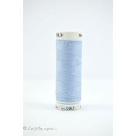Fil à coudre Mettler ® Seralon 200m - coloris bleu - 0363