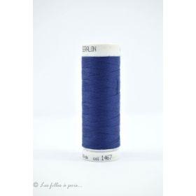 1467 - Fil à coudre Mettler Seralon 200m - coloris bleu