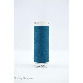 0483 - Fil à coudre Mettler Seralon 200m - coloris bleu