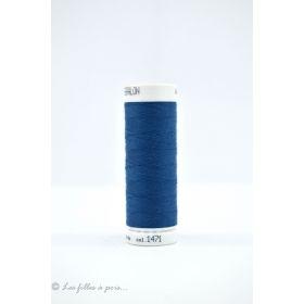 1471 - Fil à coudre Mettler Seralon 200m - coloris bleu
