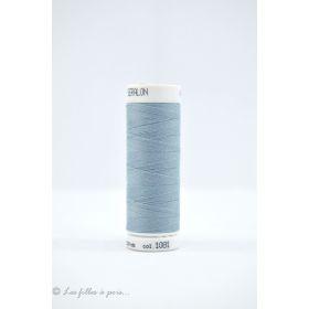 1081 - Fil à coudre Mettler Seralon 200m - coloris bleu