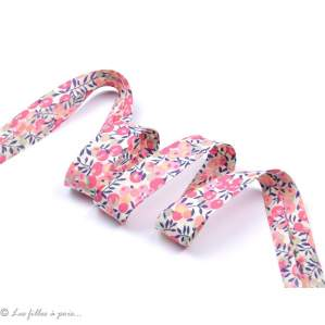 Biais Wiltshire rose - 20mm - Liberty of London ®