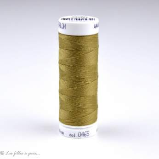 Fil à coudre Mettler ® Seralon 200m - coloris marron - 0465 METTLER ® - 1