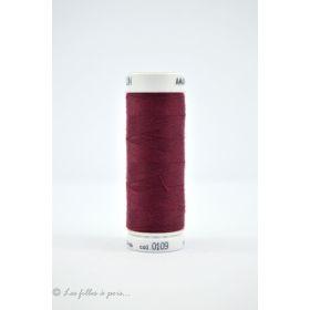 Fil à coudre Mettler ® Seralon 200m - coloris rouge - 0109