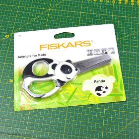 Ciseaux Fiskars ® pour enfants - panda
