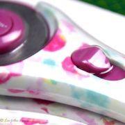 Cutter rotatif mode fleurs Fiskars ® - 45mm