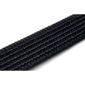 Baleine rigilène - Noir - 8mm
